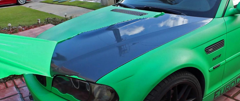 Жидкая резина для авто покрасить своими руками